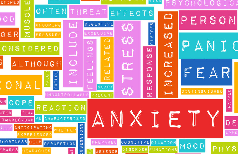 performance anxiety symptoms