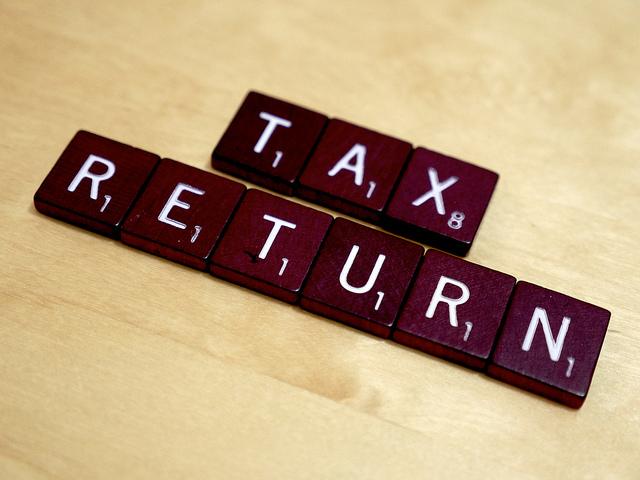 Sunshine and Tax Season