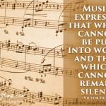 Music Has a Magic