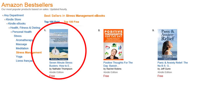 Number 1 in Canada for stress management!