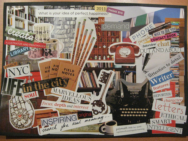 How to Create Wicked-Awesome Vision Boards