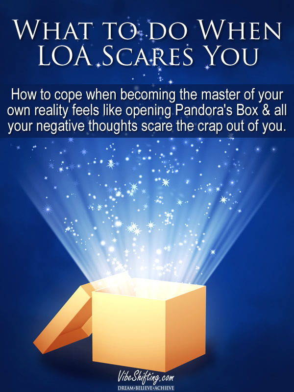 What to do When LOA Scares  You image