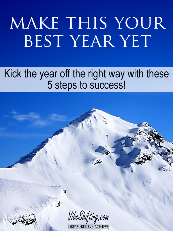 Make This Your Best Year Yet