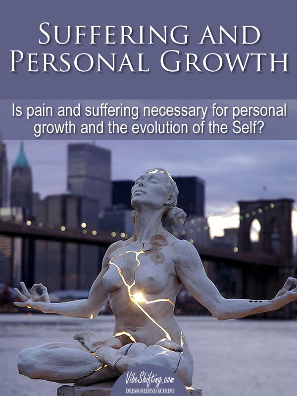 Suffering and Personal Growth image