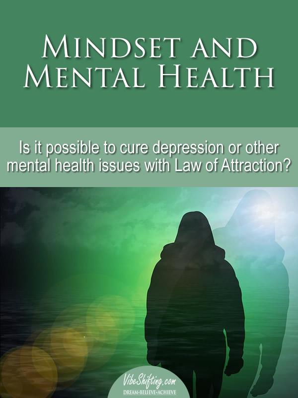 Mindset and Mental Health - pin