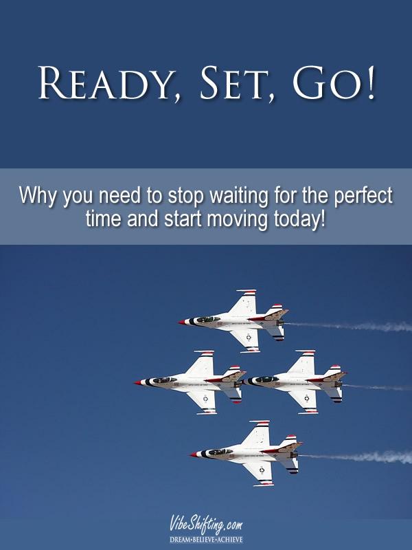 Get Ready, Get Set, Go! - Pinterest pin