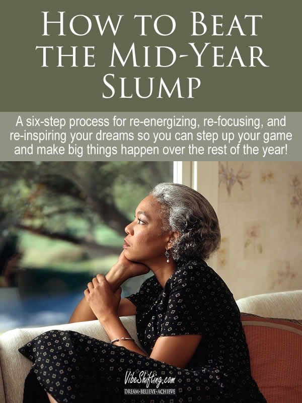 How to Beat the Mid-Year Slump - Pinterest pin