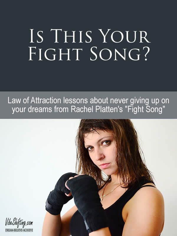 Is This Your Fight Song - Pinterest pin