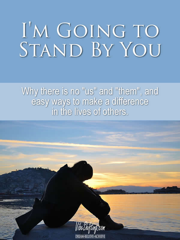I'm Going to Stand By You - Pinterest pin