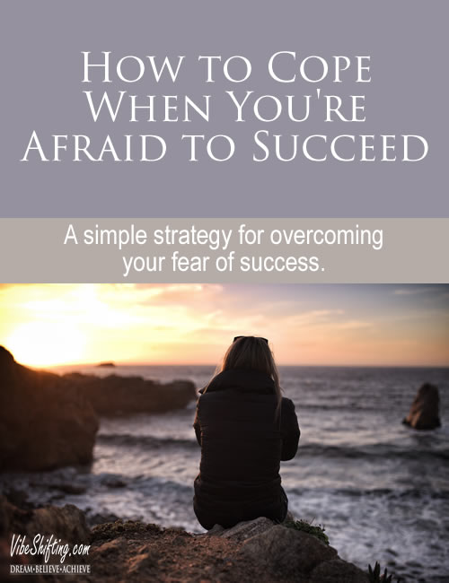 How to Cope When You're Afraid to Succeed - Pinterest
