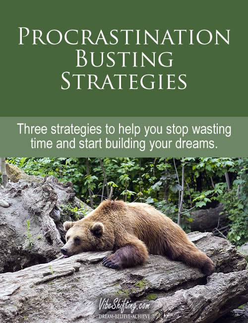 Three Procrastination Busting Strategies to Help You Succeed