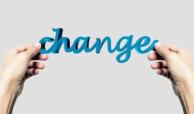 Big Changes, Big Benefits