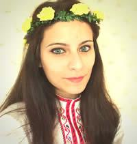 Headshot of Milica Vladova