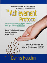 Get a free copy of The Achievement Protocol