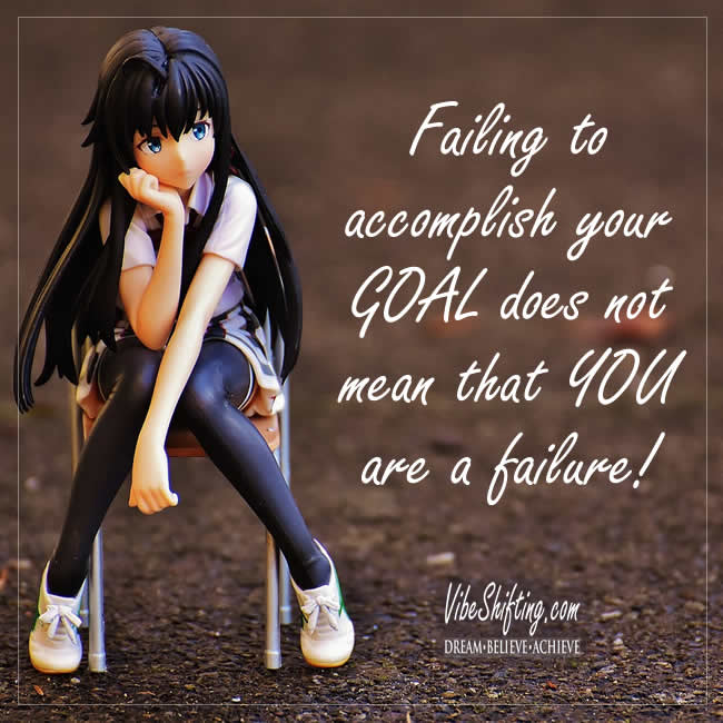 Inspirational quote about failure