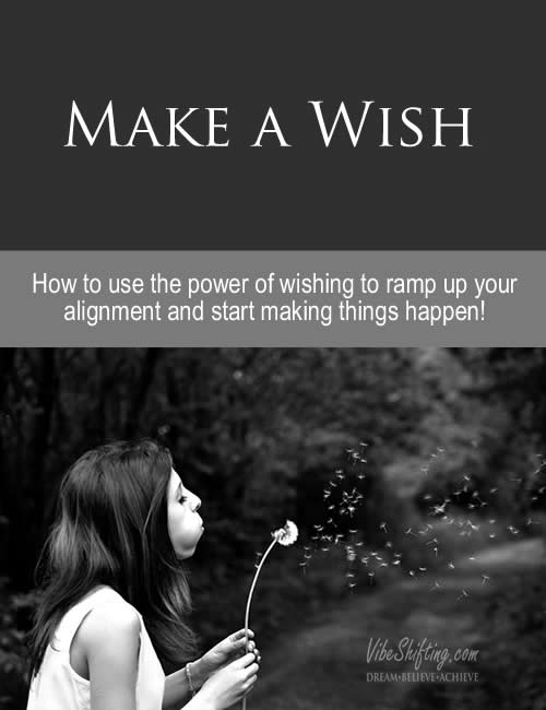 Make a Wish - Pinterest pin