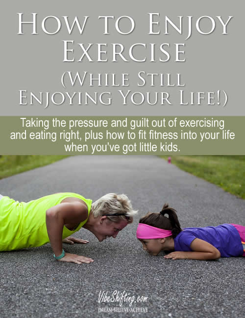 How to Enjoy Exercise While Still Enjoying Your Life - Podcast interview with Claire Gregory