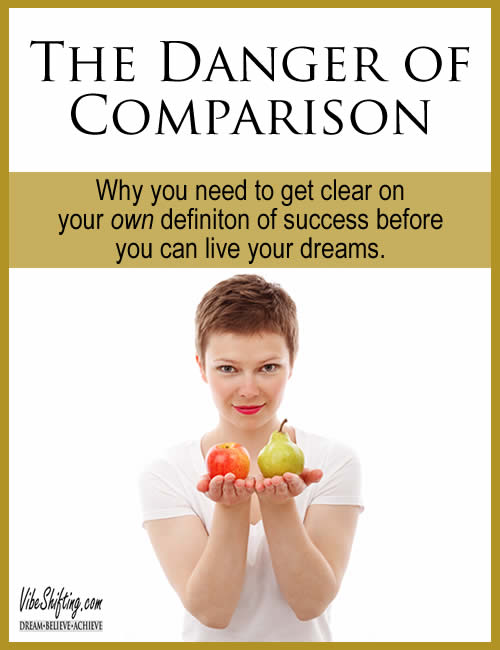 The Danger of Comparison - podcast interview with Jessica Fearnley