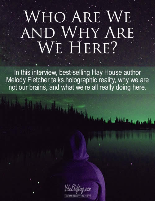 Who Are We and Why Are We Here - An Interview With Melody Fletcher