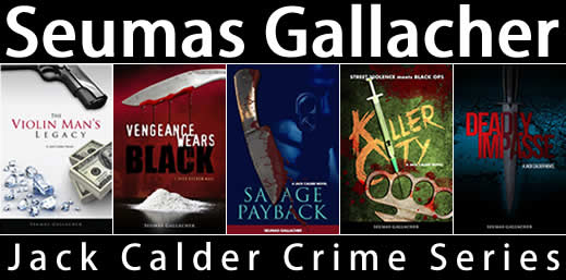 Get the Jack Calder Crime Series on Amazon