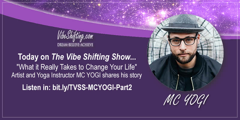 Part two of my interview with hip hop artist MC YOGI