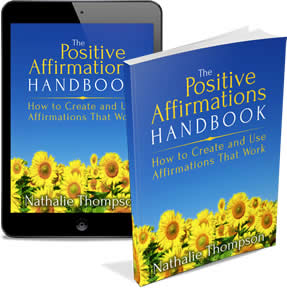 Cover Image - The Positive Affirmations Handbook